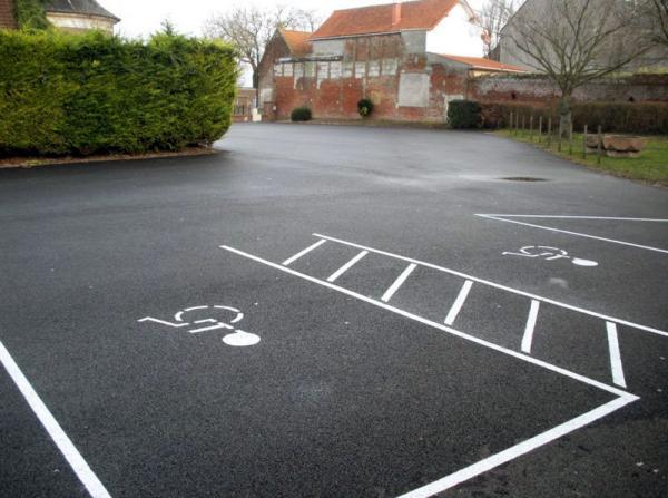 Le parking n'était plus adapté