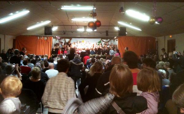 Le Noël de la commune